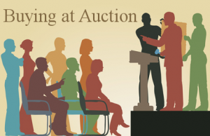 Buying at Auction