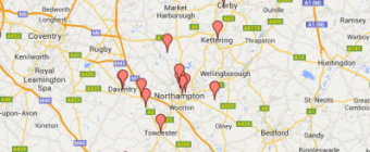 Art Galleries In Northamptonshire