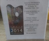 South Northamptonshire Art Trail 2014
